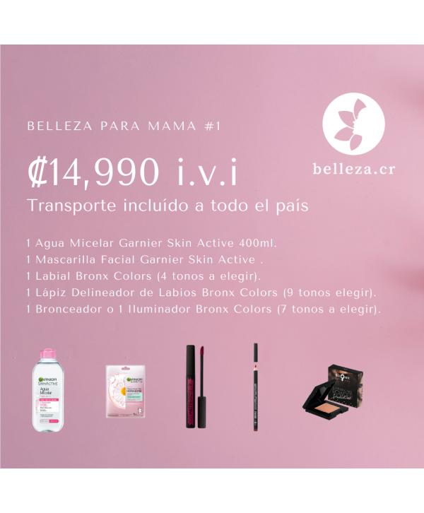 Belleza para mamá Kit 1