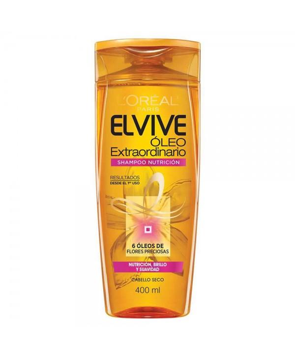 L'Oreal Elvive Shampoo Oleo Extraordinario