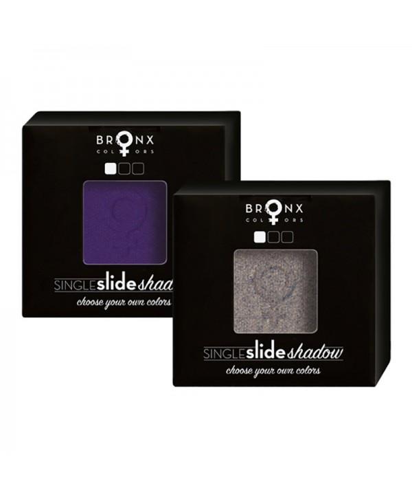 Bronx Colors Single Slide Shadow