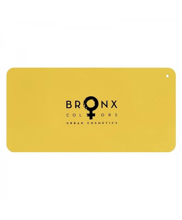 Bronx Colors Brush Metal Plate