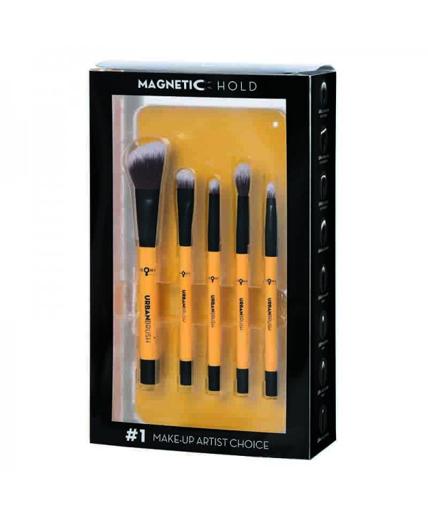 Bronx Colors Magnetic Urban Brushes Set